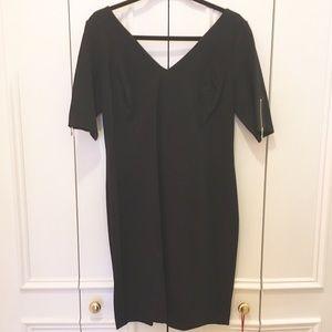 🎀NWT Chic DRESS w Details BANANA REPUBLIC 14 🎀